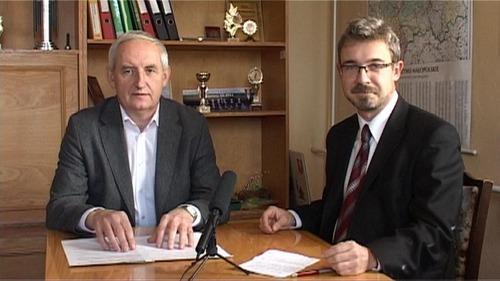 WYWIAD. Wójt Bogdan Cuber o kopalni Przeciszów - ZOBACZ FILM