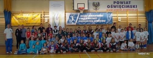 Za nami trzecia edycja turnieju mini-siatkówki. Fot. www.setbol.eu