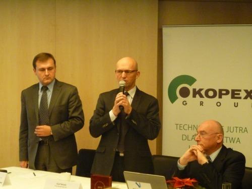 Kopex chce zainwestować ponad 1,5 mld zł. Ma powstać ponad 1000 miejsc pracy... fot. archiwum