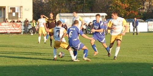 Piłkarzom Niwy nie udało się zdobyć gola w dwóch memoriałowych meczach. Fot. (png)