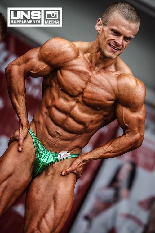 Mariusz Żaba zajął w Sopocie drugie miejsce. Fot. nadesłane