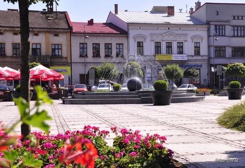 KĘTY. Głosuj na Kęty w plebiscycie Najpiękniej Ukwiecone Miasto w Polsce