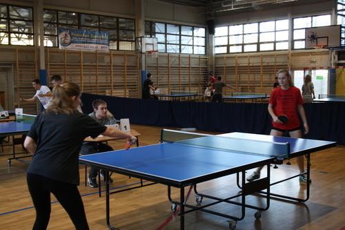 Przed nami szósta edycja mistrzostw gminy Przeciszów w ping-pongu. Fot. zbiory klubu