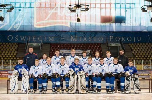 Juniorzy młodsi UKH Unii awansowali do finałów Olimpiady Młodzieży. Fot. zbiory klubu