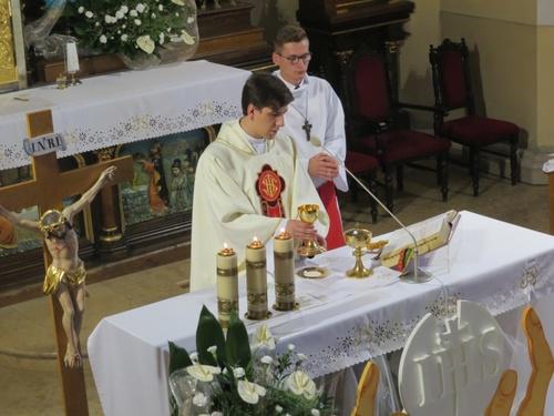 Fot. Parafia Rzymskokatolicka w Osieku