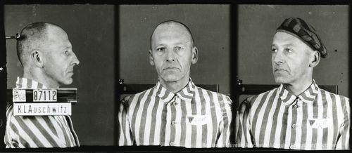 OŚWIĘCIM. Kustosz Muzeum Auschwitz-Birkenau