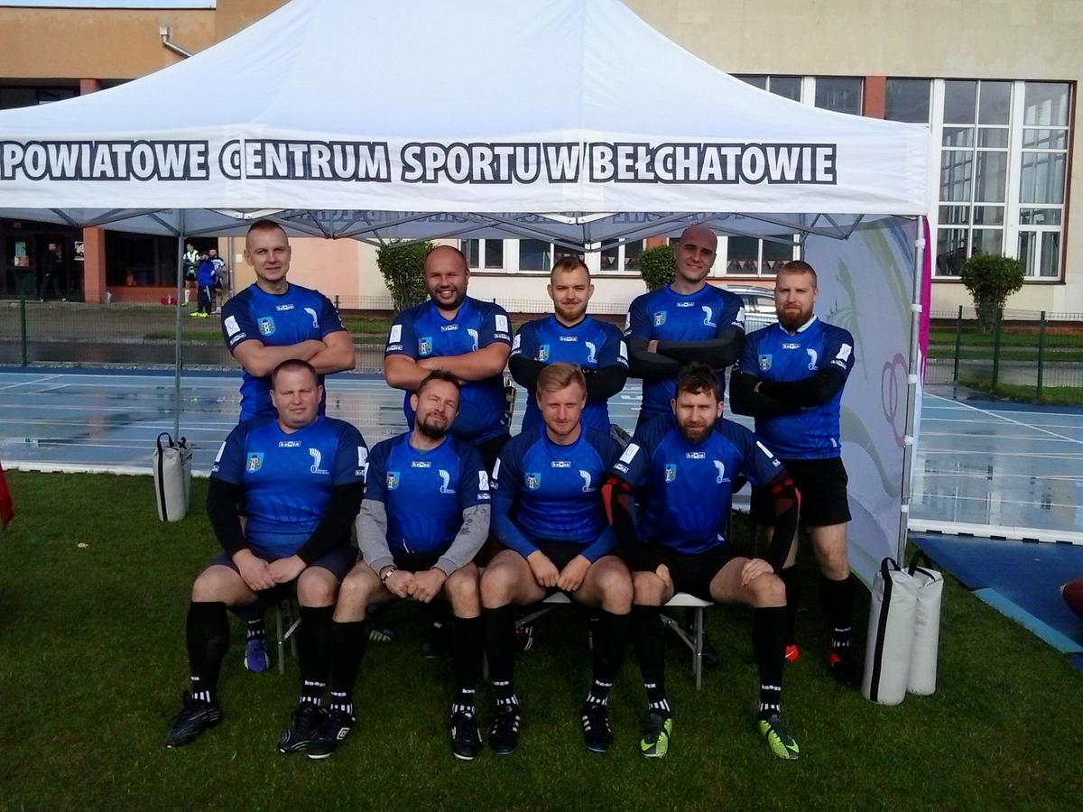 Oświęcimscy rugbyści rozpoczęli nowy sezon. Fot. nadesłane