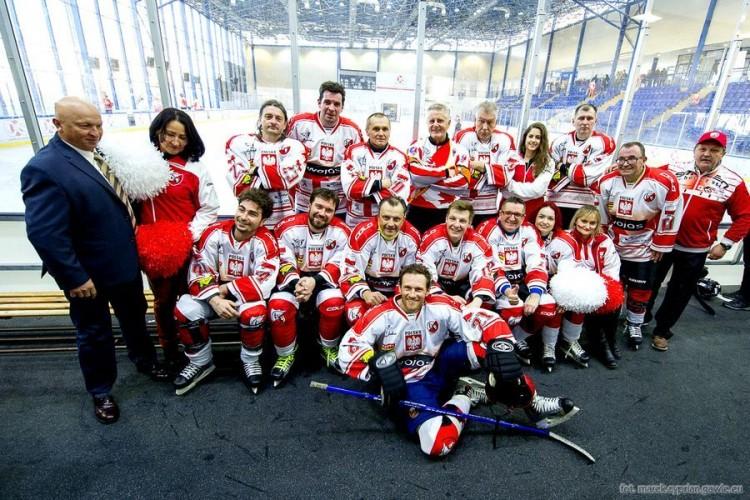 Hokejowa Reprezentacja Artystów Polskich zagra z Przyjaciółmi MOWP 4 listopada