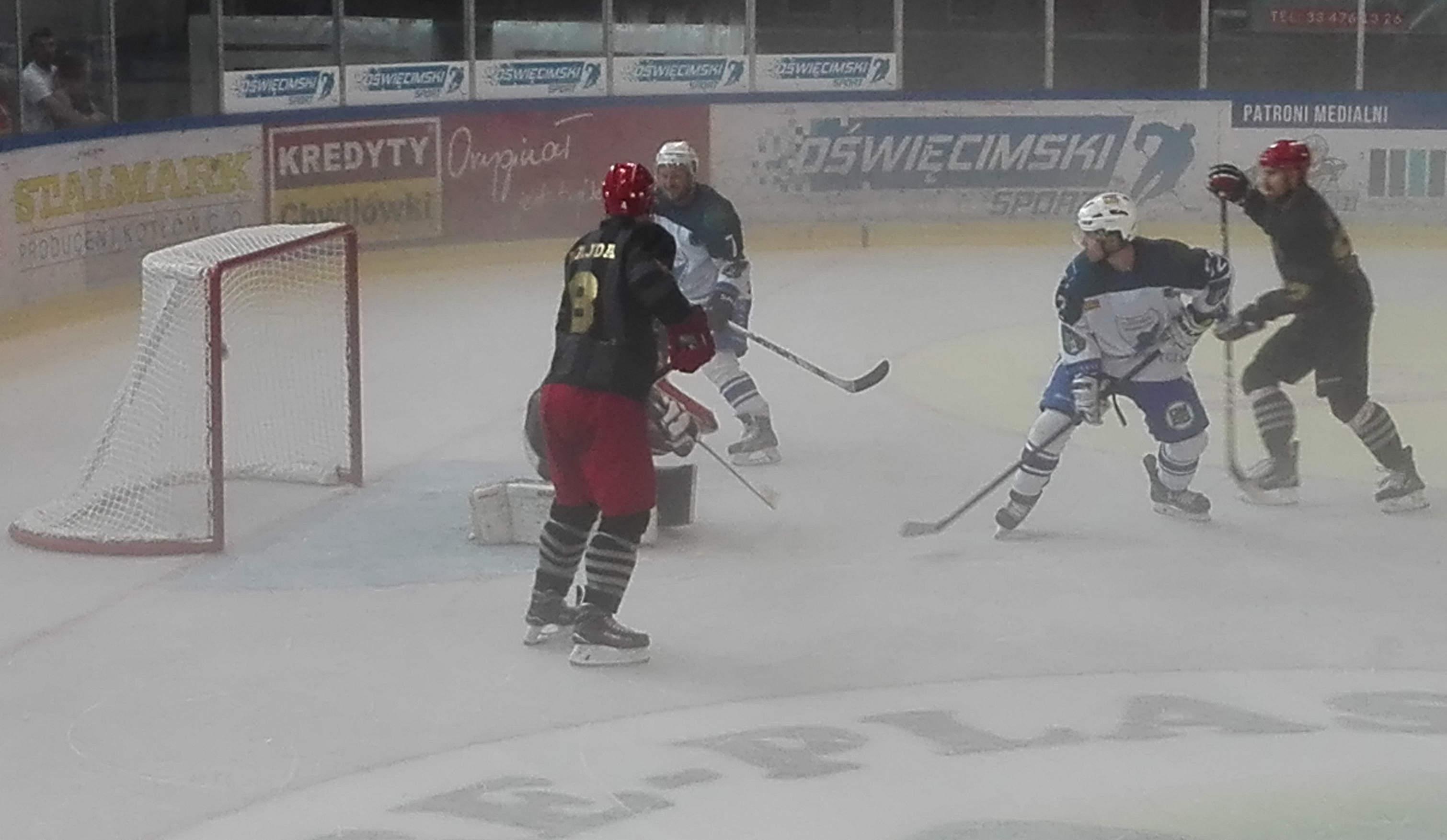 Oświęcimianie będą musieli szukać punktów w kolejnych meczach. Oby tak się stało już w najbliższej potyczce z Automatyką Gdańsk. Fot. (png)