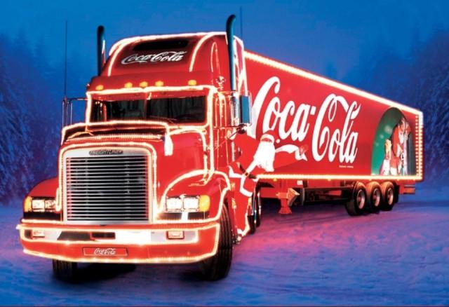 OŚWIĘCIM. Świąteczna ciężarówka Coca-Coli stanie na oświęcimskim Rynku