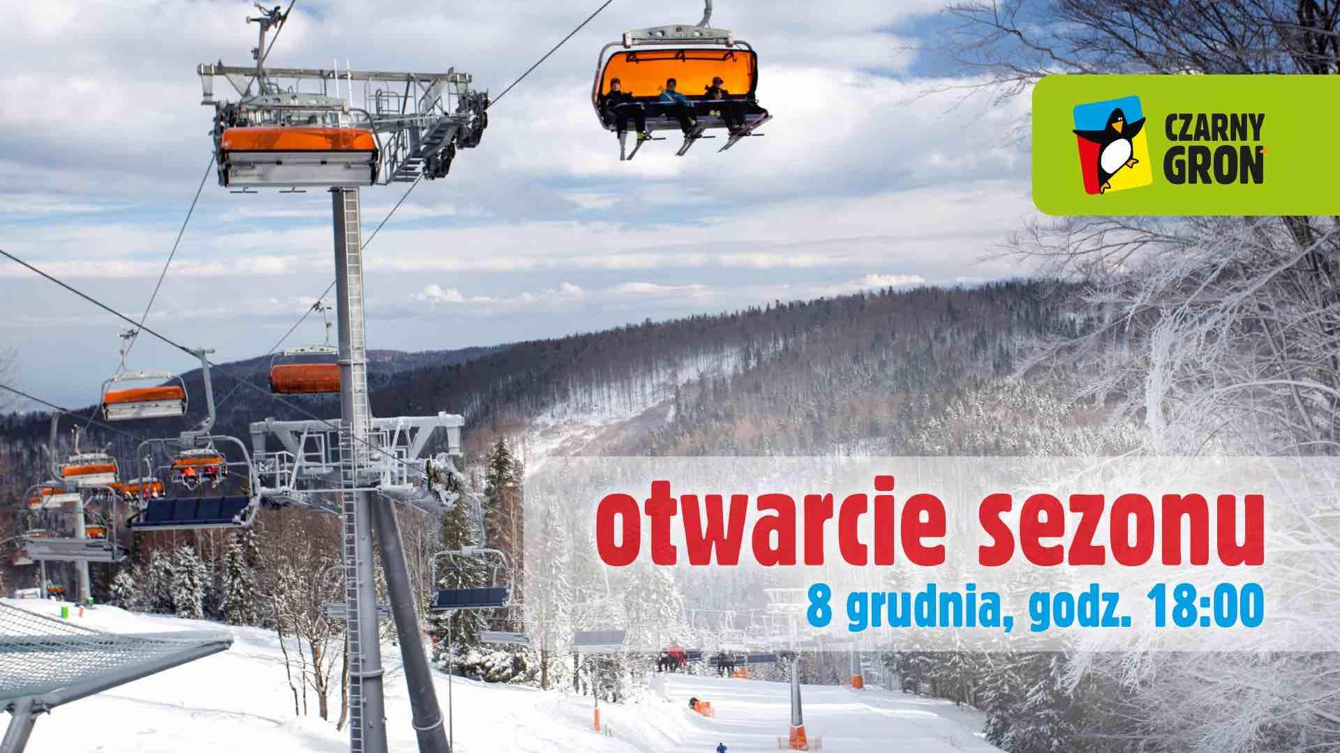 SPORT. Rusza sezon narciarski w Czarnym Groniu