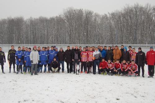 Na otwarcie futbolowego 2018 roku rozegrane zostaną tradycyjne derby Oświęcimia. Fot. (png)