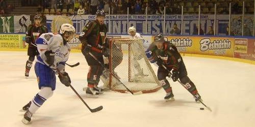 Podczas piątkowego meczu z Tychami w hali lodowej przeprowadzona zostanie akcja Teddy Bear Toss. fot. (png)
