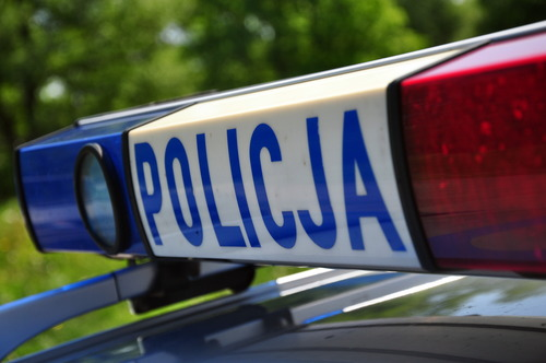 Polcjanci poszukują sprawcy pobicia w Chełmku.