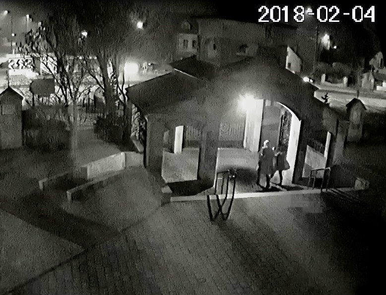 BRZESZCZE. Policjanci poszukują kościelnych wandali
