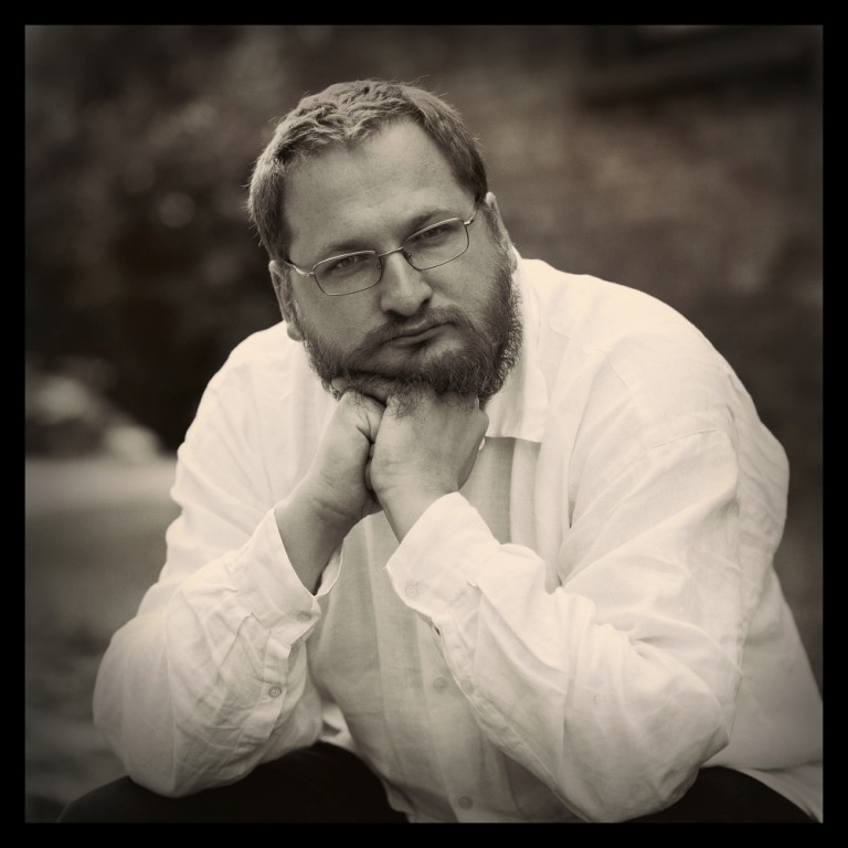 Na zdjęciu dyr. Piotr A. Cywiński. Fot. Mikołaj Grynberg