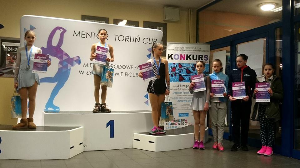 Młodzi oświęcimianie z powodzeniem startowali w międzynarodowych zawodach w Toruniu. Fot. www.facebook.com/UKLFUnia