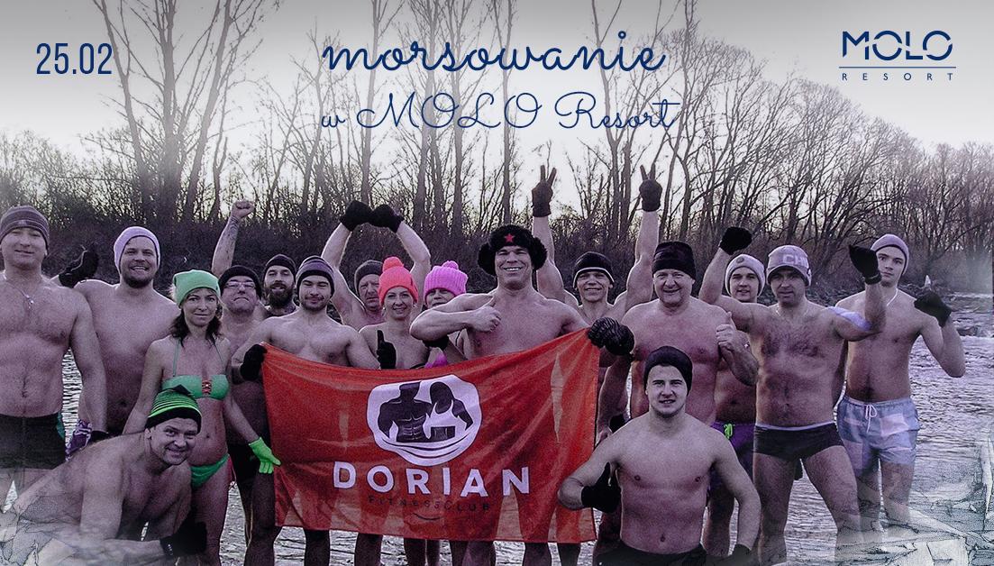 OSIEK. Morsowanie z Dorian FitnessClub w Molo Resort
