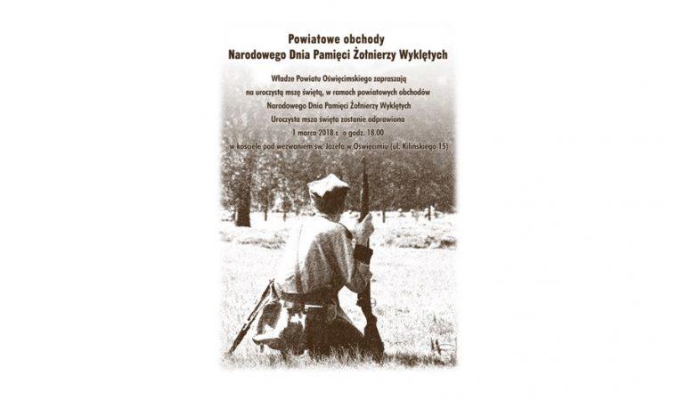 POWIAT. Narodowy Dzień Pamięci Żołnierzy Wyklętych