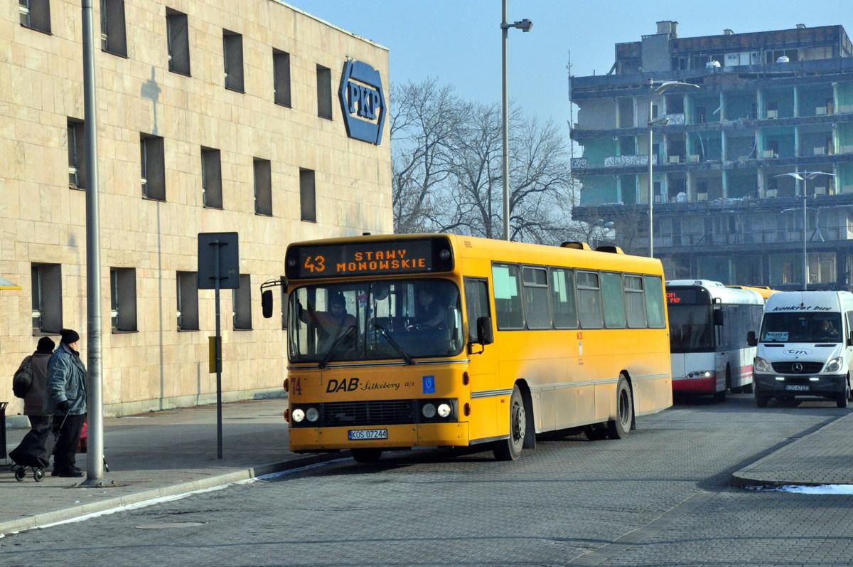 Radni PiS chcieli bezpłatnej komunikacji miejskiej. Fot. Szymon Chabior