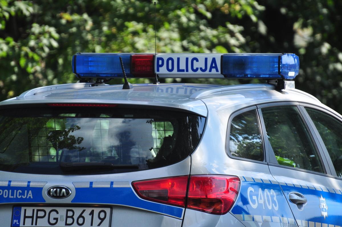 CHEŁMEK. Policjanci zatrzymali 28-letniego nożownika