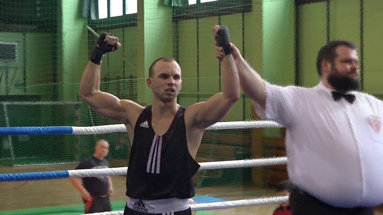 Wiktor Czopek sięgnął po tytuł wicemistrza Śląska. Fot. nadesłane