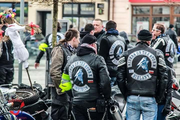 OŚWIĘCIM-BIELANY. Motocykliści pożegnają zimę