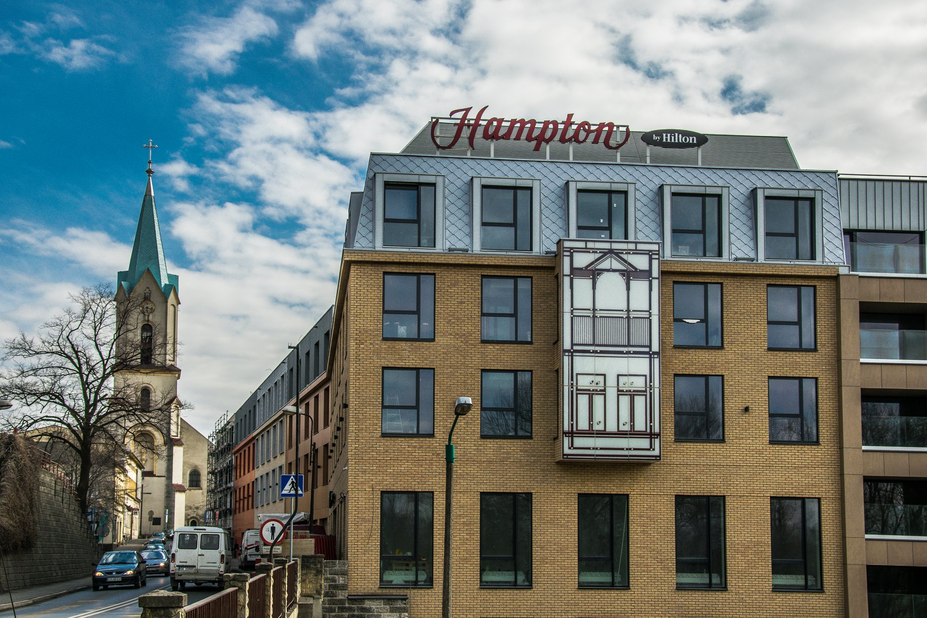 fot. Hampton by Hilton Oświęcim