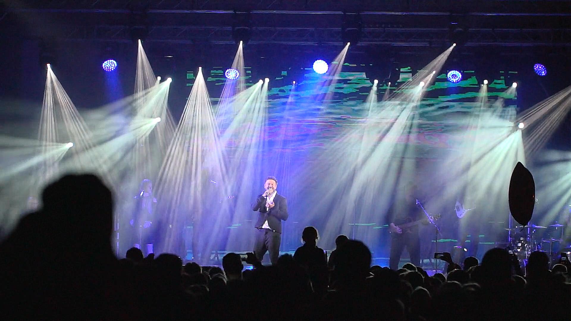 CHEŁMEK. Tłumy na koncercie Andrzeja Piasecznego w Parku Rodzinnym