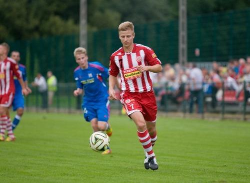Jakub Snadny przez pięć i pół sezonu grał w Sole Oświęcim. Teraz wraca do klubu, którego jest wychowankiem. Fot. (png)