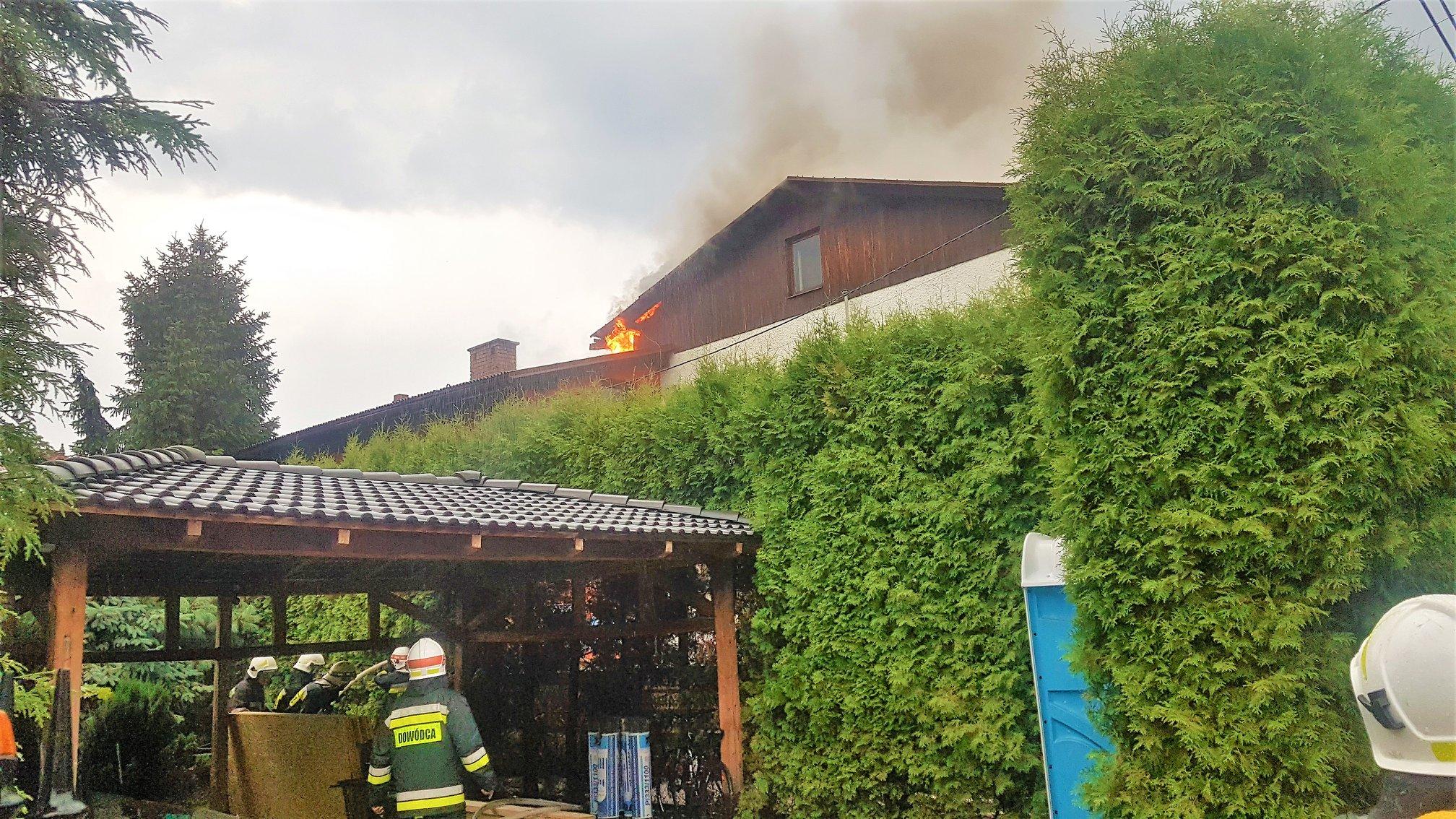 Fot. OSP Jawiszowice