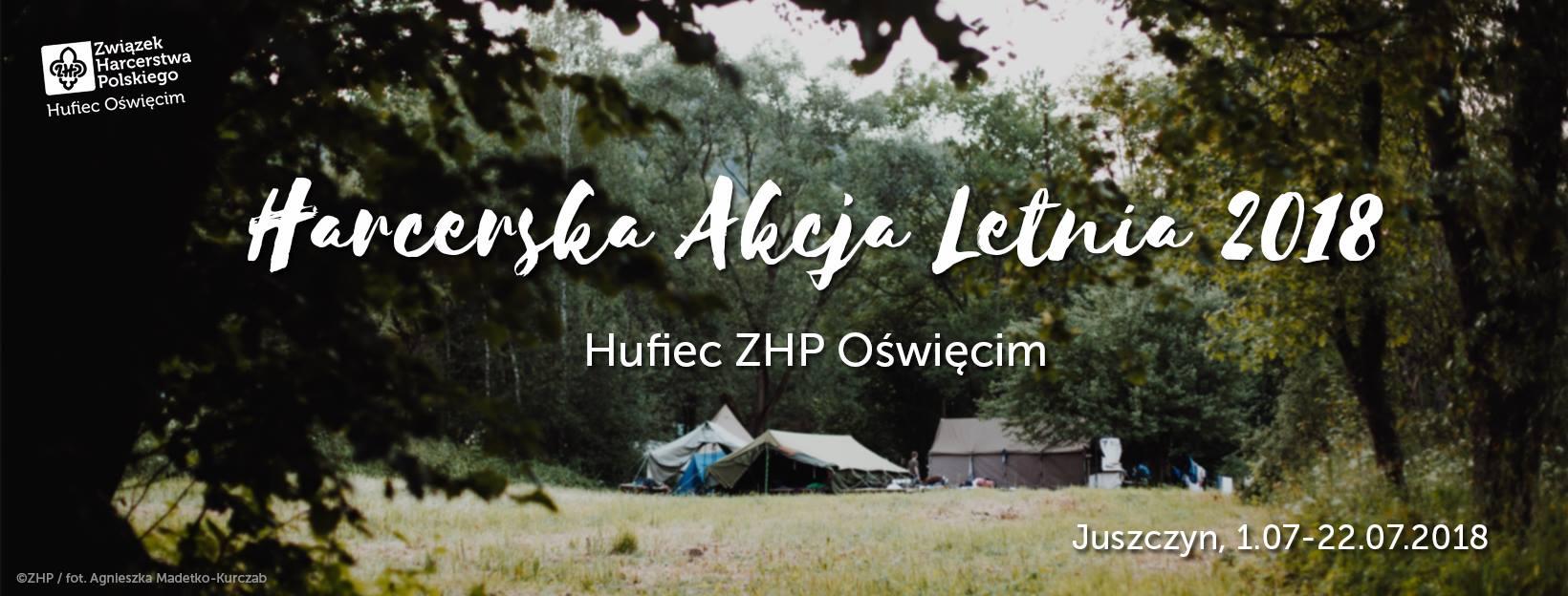 JUSZCZYN. Obóz z harcerzami z Oświęcimia i gm. Brzeszcze ewakuowany!