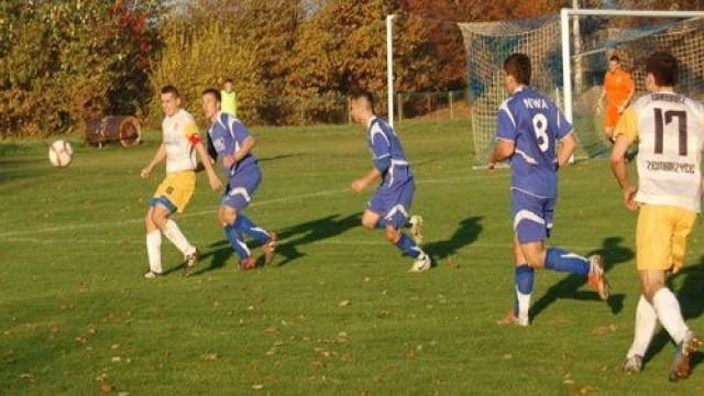 Niwa Nowa Wieś będzie na własnym stadionie szukała drugiego kompletu punktów w tym sezonie. Fot. (png)