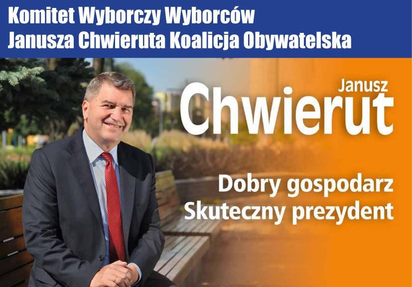 OŚWIĘCIM. Poznajcie kandydatów do Rady Miasta Oświęcim KWW Janusza Chwieruta Koalicja Obywatelska