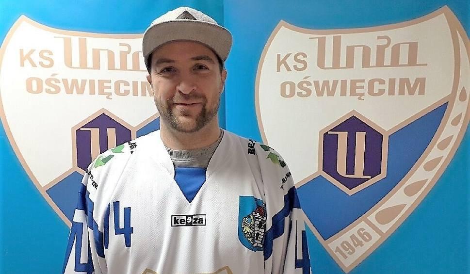 36-letni Juha Kiiholma został nowym zawodnikiem Unii. Fot. zbiory klubu