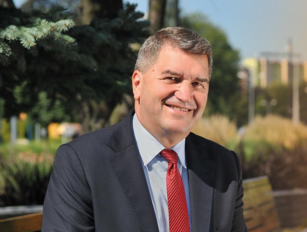 OŚWIĘCIM. Janusz Chwierut zaprasza na wybory