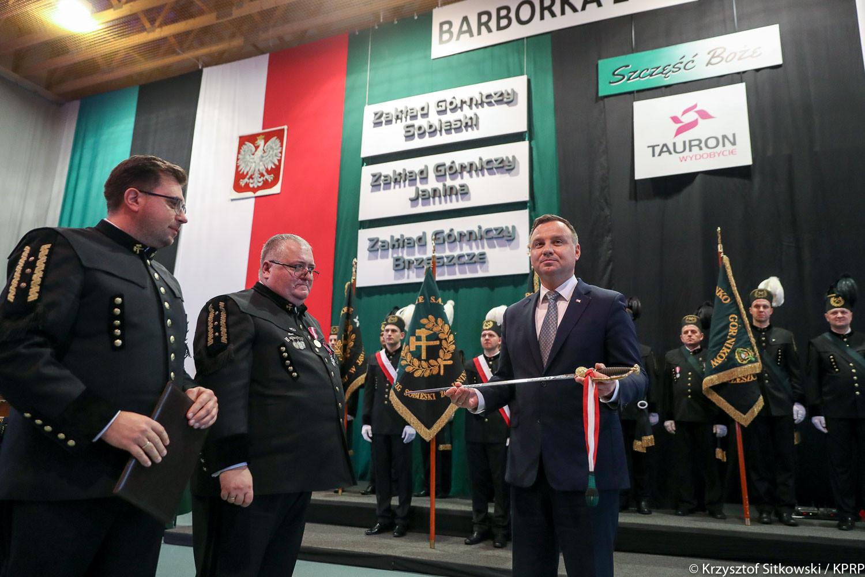 Fot. prezydent.pl/Krzysztof Sitkowski.KPRP