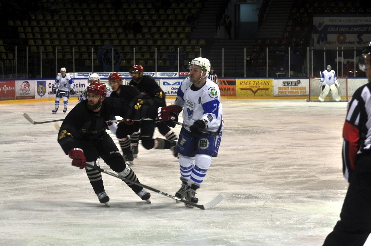 Przed polskimi zespołami najważniejsza część hokejowego sezonu. Fot. Szymon Chabior