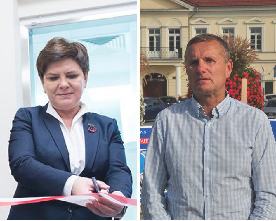 POWIAT. Beata Szydło europosłem, Zbigniew Starzec posłem na Sejm RP ?!