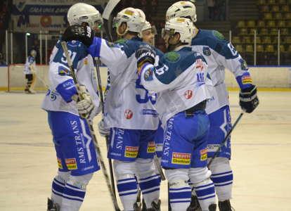Oświęcimainie kompletują skład na nowy sezon hokejowy. Fot. (png)