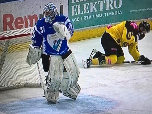 Miniony sezon był dla Michala Fikrta ostatnim w karierze. Teraz biało-niebiescy muszą znaleźć kogoś nowego na jego miejsce. Fot. (png)