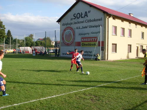 Soła Oświęcim została oficjalnie wycofana z rozgrywek trzeciej ligi sezonu 2019/20. Fot. (png)