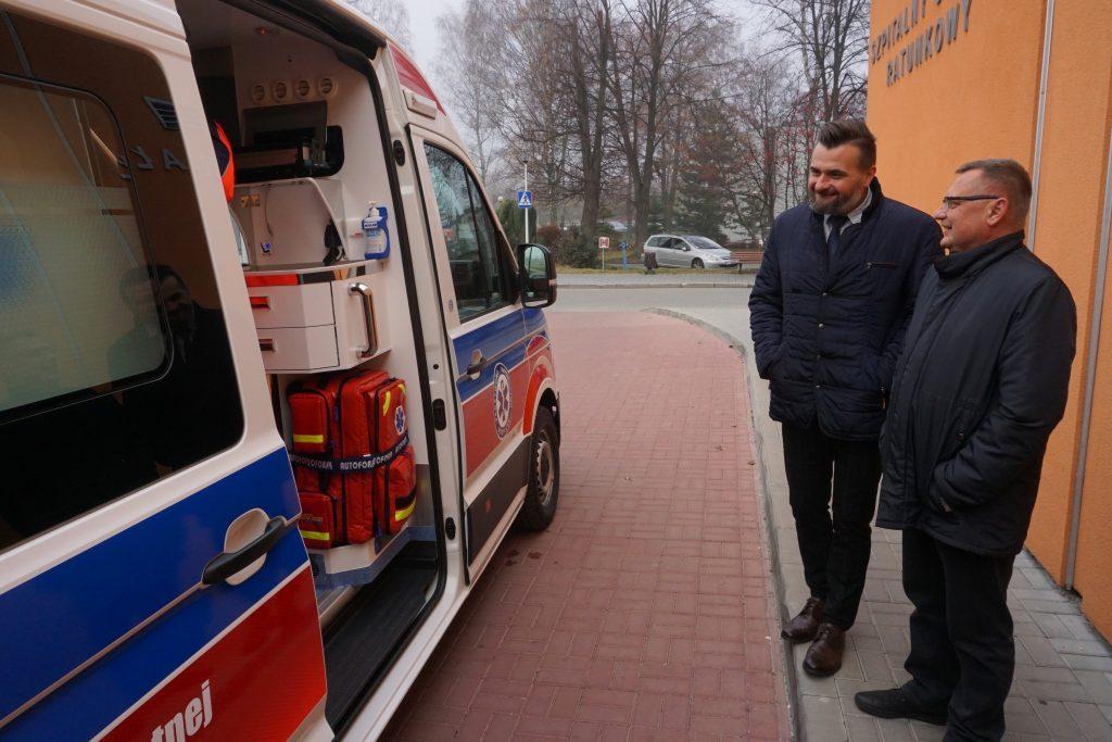 fot. RL / Starostwo Powiatowe w Oświęcimiu