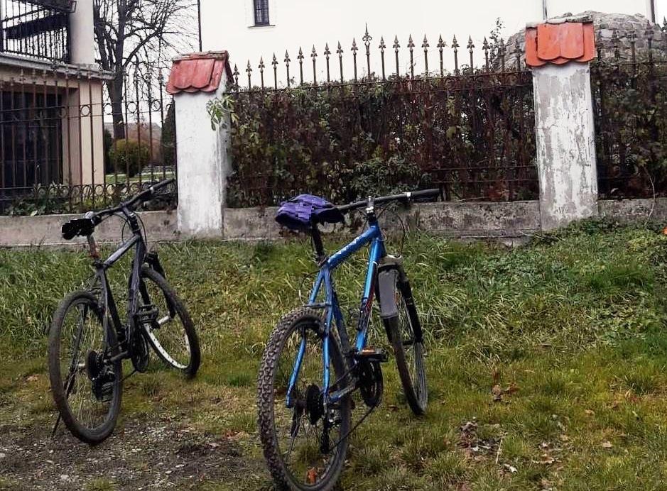 BIELANY. Pijani rowerzyści jechali na pogrzeb swojego znajomego