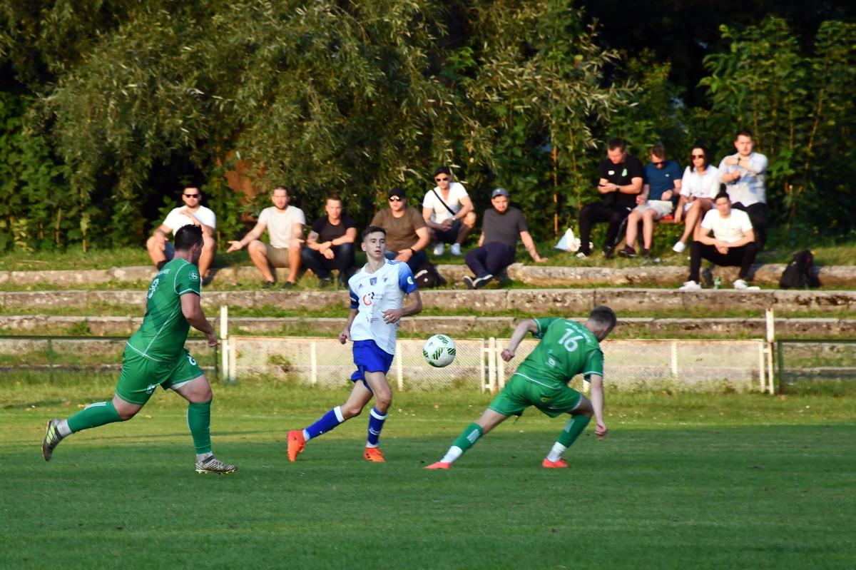 Do wiosennych spotkań w czwartej lidze oświęcimska Unia przystąpi z szóstego miejsca w tabeli. Fot. Szymon Chabior