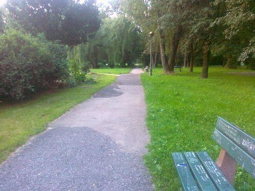 OŚWIĘCIM. Radny Biernat przypomina PO o parku miejskim - ANKIETA